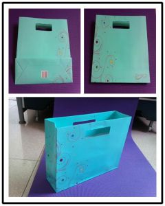 Chocolate Paper Bag /Embossing Paper Bag / Lunury Paper Bag pictures & photos