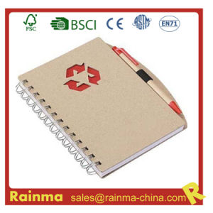 Paper Notebook with Pen for Office Supply pictures & photos