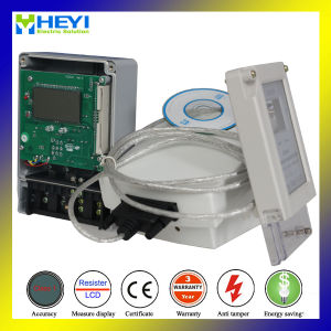 Single Phase Insert Card Digital Prepaid Electricity Energy Meter pictures & photos