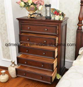 American Pure Real Wood Red Oak Chest of American Ash Chest of Lockers (M-X3488) pictures & photos