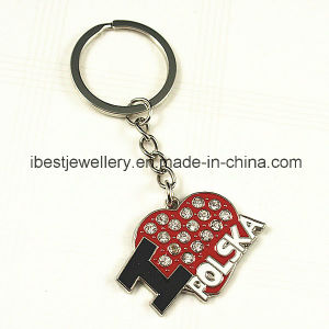 Promotional Souvenir Metal Keychain (KO003) pictures & photos