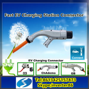 Top Quality Quick DC Charger Plug for Electric Cars pictures & photos