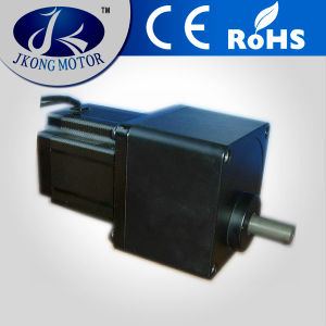 86mm Hsg Stepper Motor with Gearbox for Electronic Automatic Equipment pictures & photos