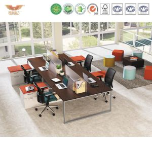 High Quality New Style Melamine Office Workstation Partition