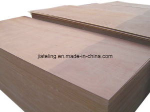 Okoume/Pencil Cedar Plywood (1220*2440) for Asian Market pictures & photos