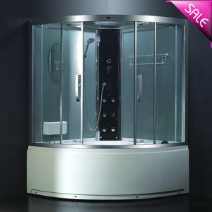 Hot Sale Steam Shower with Bathtub, Steam Shower Massage (SR632) pictures & photos