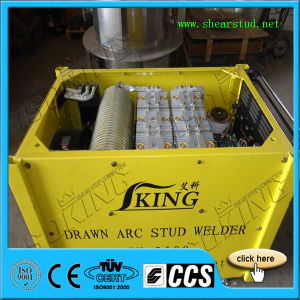 Isoking Drawn Arc Stud Welding Machine pictures & photos