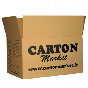 General Corrugated Paper Packing Box pictures & photos