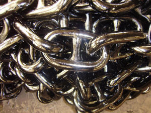 Stud Lnk Ship Marine Anchor Chain pictures & photos