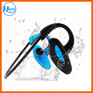 Popular Fashion Ipx7 Waterproof Bluetooth Earphones 2g Memory Card Inside pictures & photos