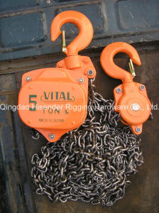 Chain Block with Hook, G80 Chain pictures & photos