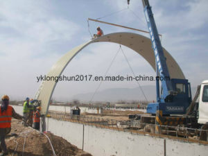 914-610 240 Super Span Arch Buidling Machine/Roof Roll Forming Machine pictures & photos
