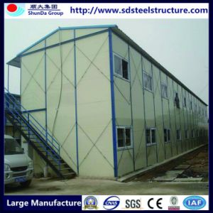 China Steel Prefab Homes Texas of Wall Panels for Kenya pictures & photos