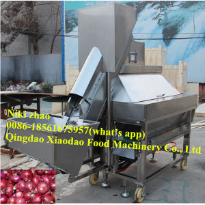 High Capacity Automatic Onion Peeler Machine /Onion Peeling Machine pictures & photos