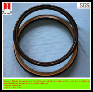 O Type Quality Bearing Steel Made Floating Seal Used as Bulldozer Parts pictures & photos