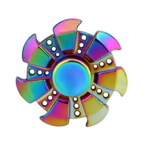 2017 Quality Fidget Manufacture Colorful Fidget Spinner Factory pictures & photos