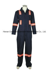 Safety and Protective Cotton/Nylon Fr Coverall pictures & photos