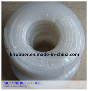 Environment Friendly Weather Resistance Fuel Resistant Silicon Hose pictures & photos