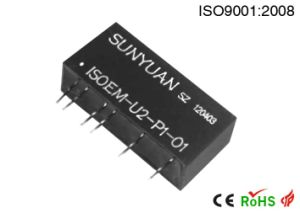4-20mA to 0-10V Converter with Distribution in Input Terminal pictures & photos