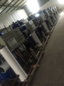 Manufacturer of 8000 LPH Water Treatment Equipment pictures & photos