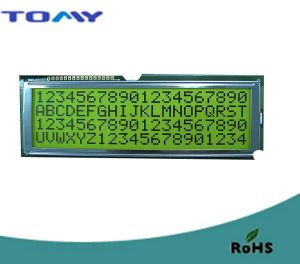 20X4 Positive Character LCD Module with RoHS pictures & photos