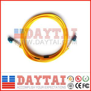 Sm Duplex Fiber Optic Patch Cord LC/Upc pictures & photos