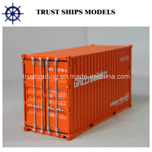 Miniature Container Scale Model pictures & photos