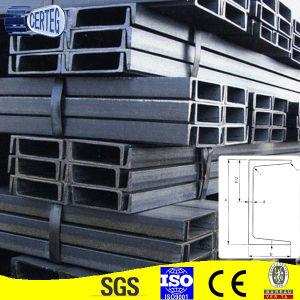 Galvanized or Black Iron U Profile Price (Q235/Q345) pictures & photos