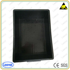 Ln-2107 Antistatic ESD Plastic Box for Electronic Workshop pictures & photos
