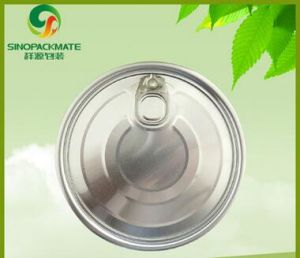 603# 153mm Aluminum Easy Open Lids for Powder Can pictures & photos