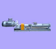 G Series Mono Screw Pump for Paper Pulp pictures & photos