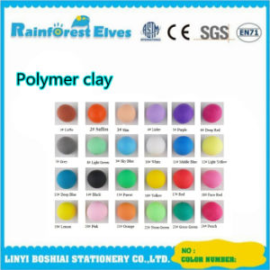 Colors Unbaked Kit Sculpey Polymer Clay pictures & photos