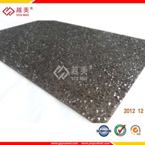 Polycarbonate Embossed Solid Sheet Textured Solid Sheet Price pictures & photos