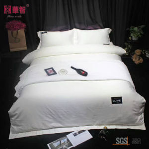 Luxury Home Hotel Washed Silk Bed Sheets pictures & photos