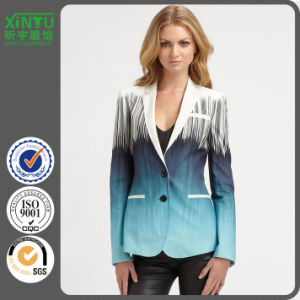 2016 China Supplier High Quality Wholesale Design Casual Women Blazers pictures & photos
