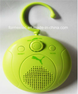 Water Proof FM Mini Radio Electronics Promotional Gift pictures & photos