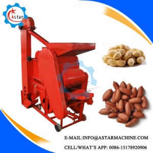Peanut Sheller Remove Dehulling Machine Peanut Shelling Machine pictures & photos