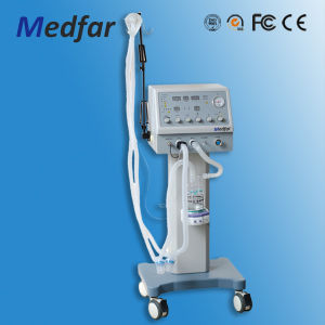 ICU Ventilator Mfh-500 with CE Certificate