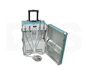 Portable and Easy to Operate Dental Unit (GU-P204) pictures & photos