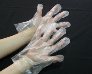Cheap PE Glove, HDPE Glove pictures & photos