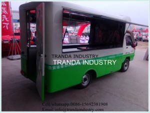 Gasoline Milk Tea Mobile Restaurant Cock Tail Fast Kiosk pictures & photos