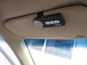 Bluetooth Sun Visor Speakerphone (WD0603)