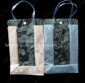 PVC Plastic Packing Bag for Makeup and Beauty pictures & photos