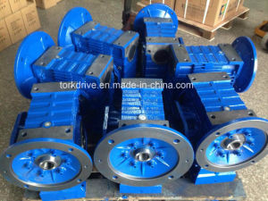 Iron Housing RV130 Worm Gearbox pictures & photos