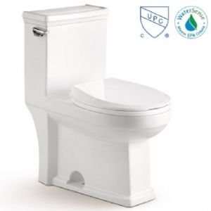 Cupc Certification Ceramic Toilet for North America (2164) pictures & photos