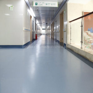 Healthy Environmen Cheap Floor Tiles Hospital Flooring Tiles pictures & photos