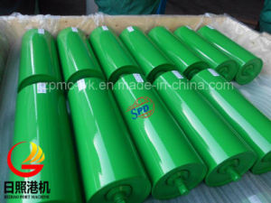 SPD Belt Conveyor Trough Roller, Steel Roller, Idler Roller pictures & photos