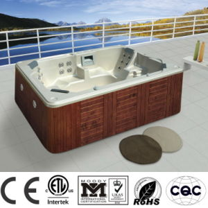 3.1 Meters Cheap Lucite Acrylic Hot Whirlpool Bathtubs pictures & photos