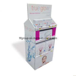High Quality Recycle Durable Custom Floor Paper Cardboard Display pictures & photos