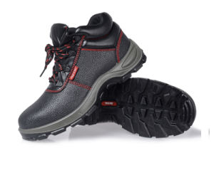 Stylish Brand Good Prices Steel Toe Industrial Deltaplus Safety Shoes pictures & photos